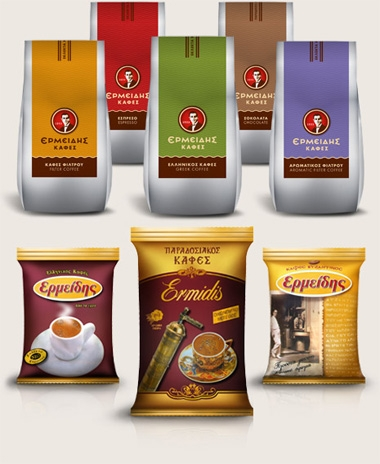 Ermeidis Coffees since 1922