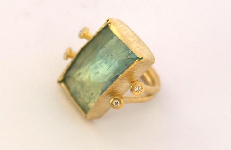 Maria Frantzi jewellery designer