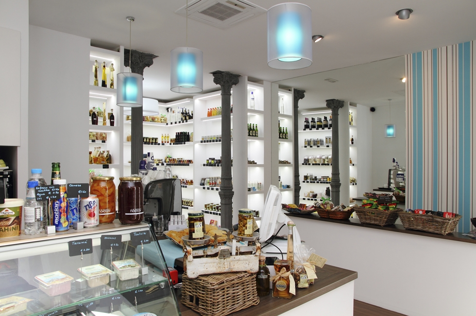 jronia k jronia | The first 100% Greek deli shop in Spain!