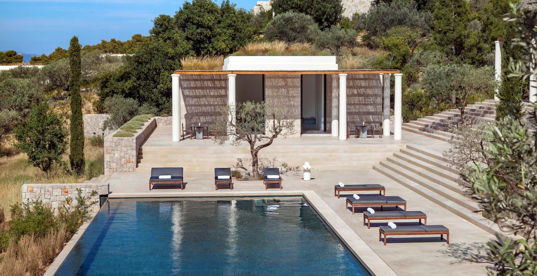 Amanzoe Luxury Hotel & Spa -Peloponnese