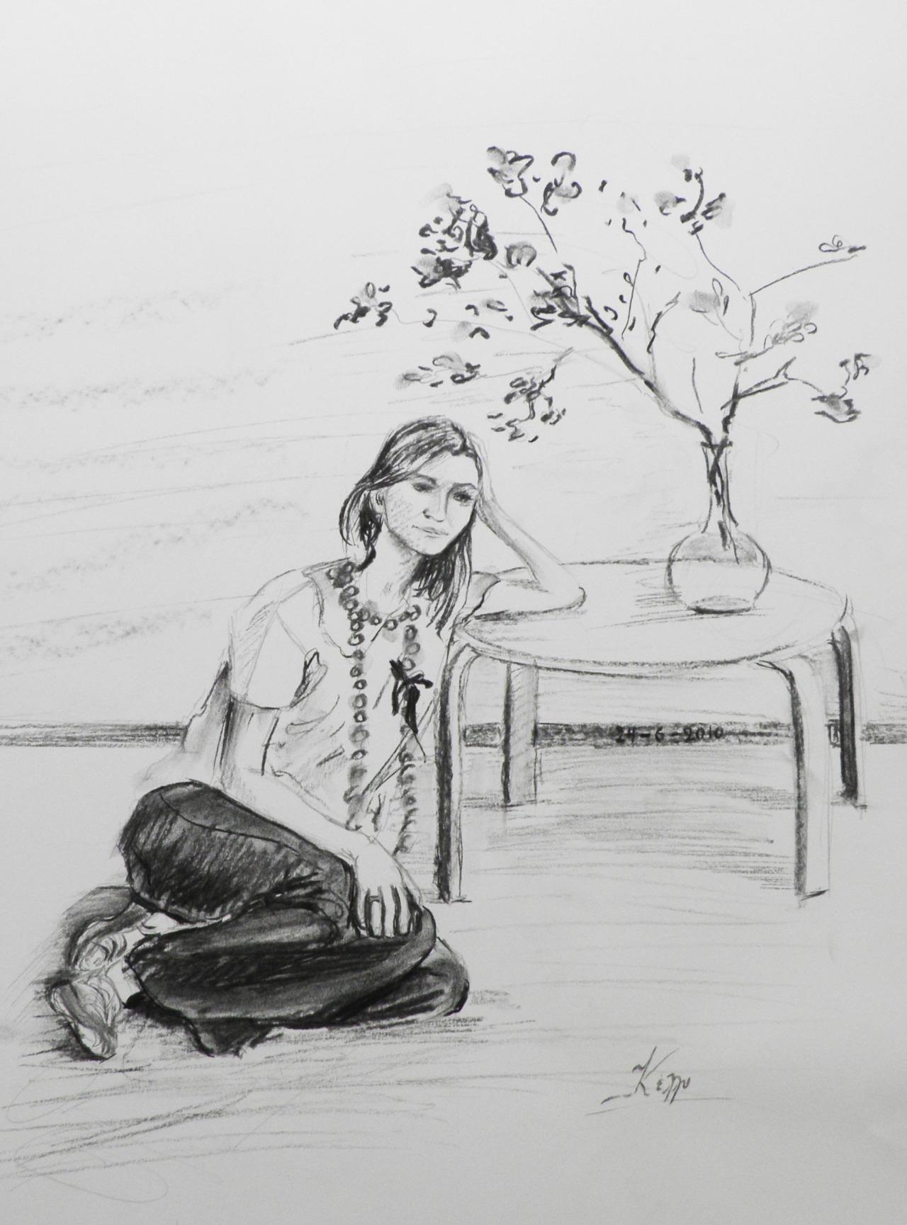 Kelly Papastogiannoudi - Artist