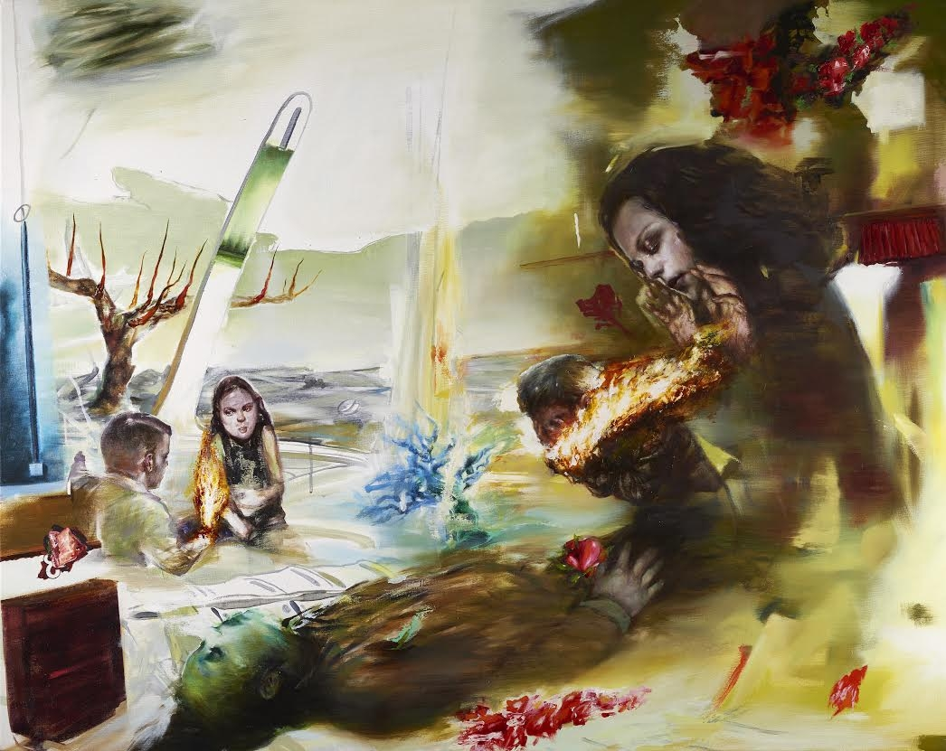 Tassos Missouras- Artist