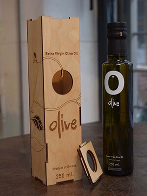 O-olive extra virgin olive oil by Irene and Paraskevi Kokolaki