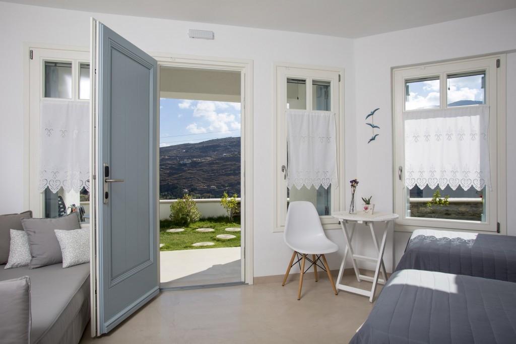 Anemomiloi Andros -Apartments and Studios